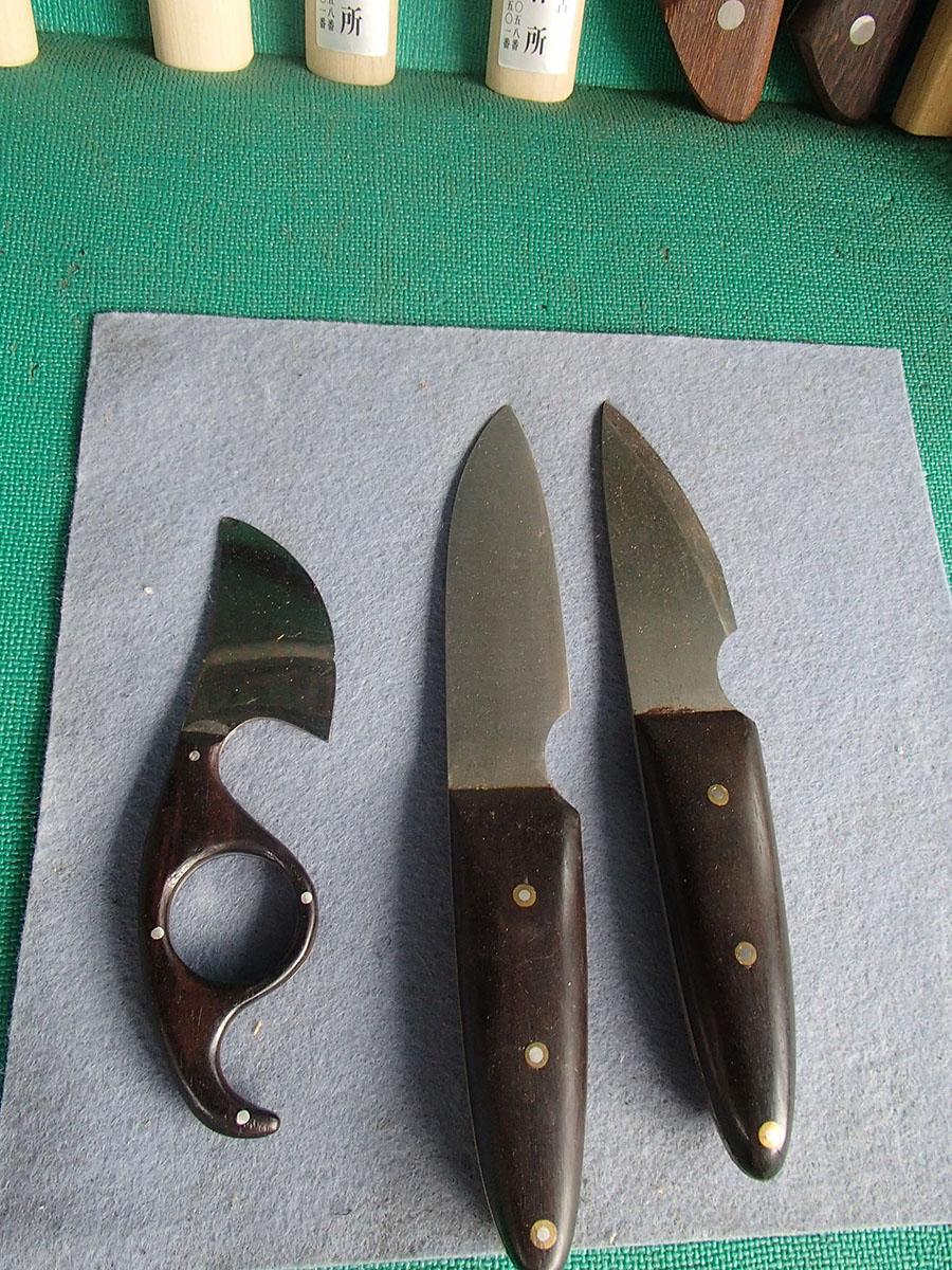 磯部製作所の道具